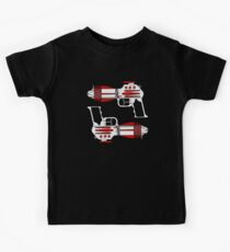 Retro Space Ray Guns by Chillee Wilson Kids Clothes