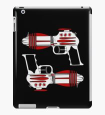 Retro Space Ray Guns by Chillee Wilson iPad Case/Skin
