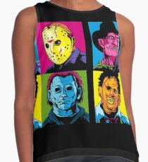 POP HORROR Sleeveless Top