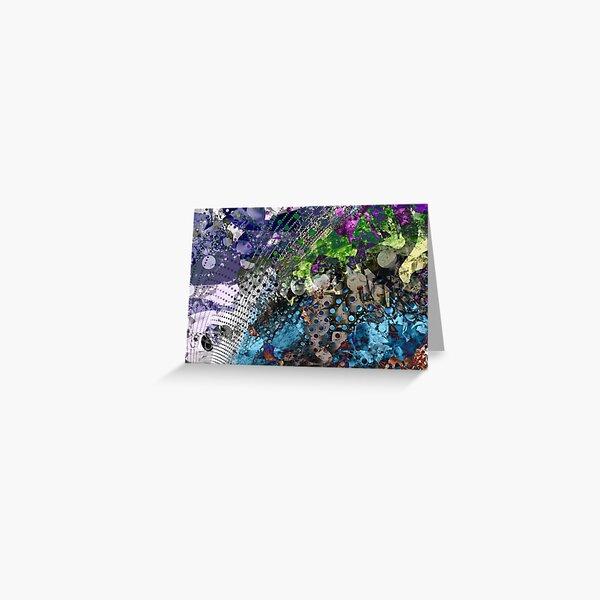 Splat7 Greeting Card
