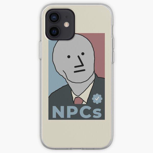 NPCs iPhone Soft Case