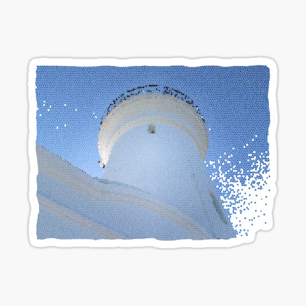 Lighthouse  -South Solitary Island Sticker