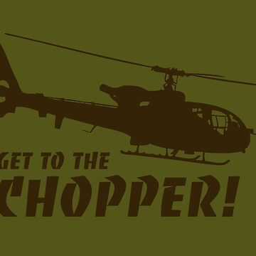 Get to the Chopper by mpaev