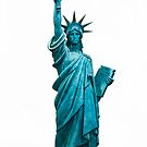 """""""Give me your tired, your poor, your huddled masses yearning to breathe free."""" by Heather Friedman"""