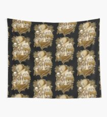 King's Labyrinth v.2 Wall Tapestry