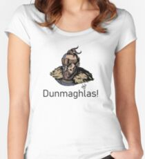 For Honor - Highlander Dunmaghlas Fitted Scoop T-Shirt
