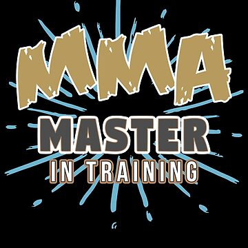 MMA Master in Training Fight Mixed Martial Arts by zot717