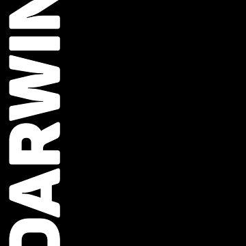 Darwin T-Shirt by designkitsch