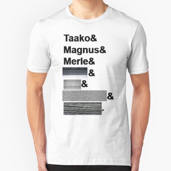 who? TAZ Slim Fit T-Shirt