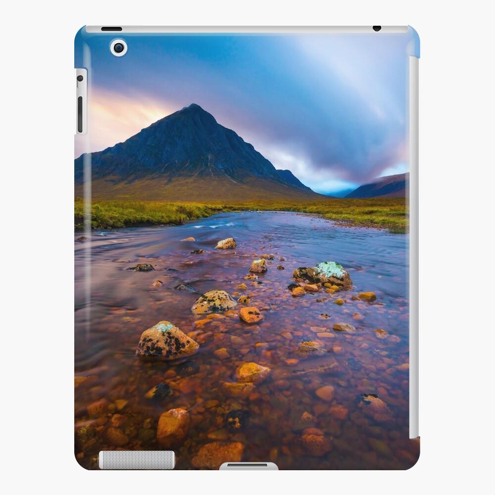 Glencoe Scotland iPad Case & Skin