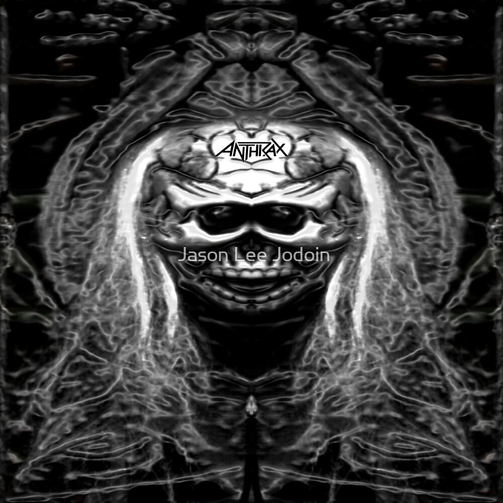 Old School Metal by Jason Lee Jodoin