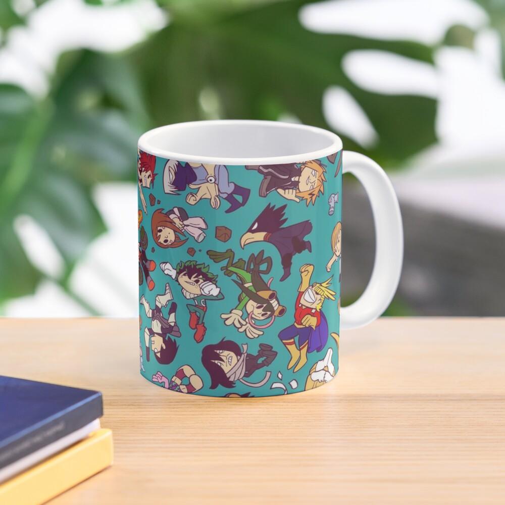 Plus Ultra Pattern Mug