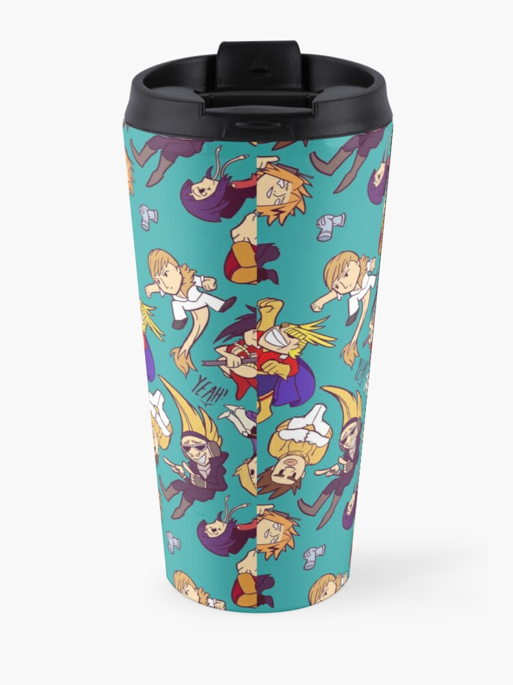 Alternate view of Plus Ultra Pattern Travel Mug