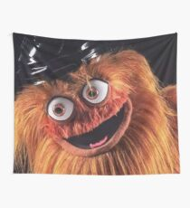 "Flyers New Mascot ""Gritty"" Wall Tapestry"
