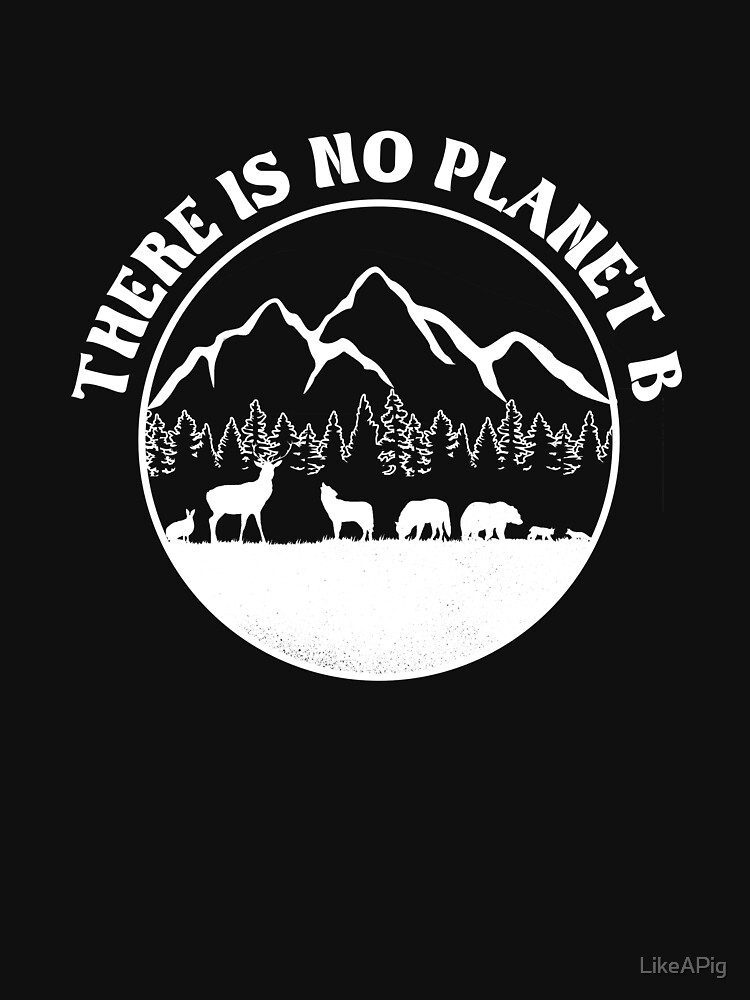 There is no planet B gift by LikeAPig