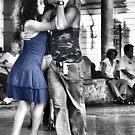 tango on the prada by garry stokoe