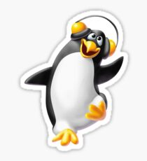 The Penguin Sticker