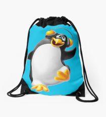The Penguin Drawstring Bag