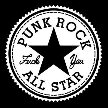 PUNK ROCK ALL STAR by PunkRockMetal