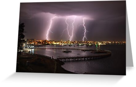 """Thunder Struck"" by Peter Redmond"