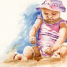 Beach Baby....... by Stephie Butler