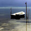 A Boat To Go-Caye Caulker,Belize by graeme edwards