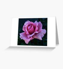soft pink Greeting Card
