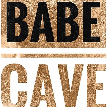 Babe cave by C4Dart