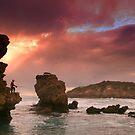 Fisherman's View-Mornington Peninsula,Victoria by graeme edwards