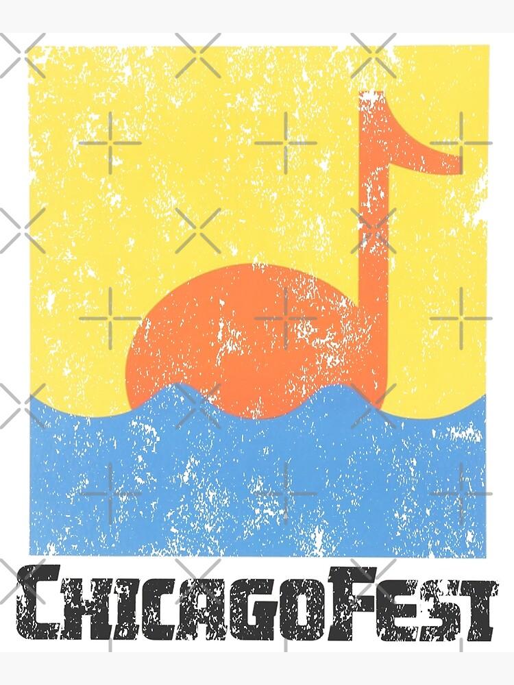 Chicagofest 1981 by Retrorockit
