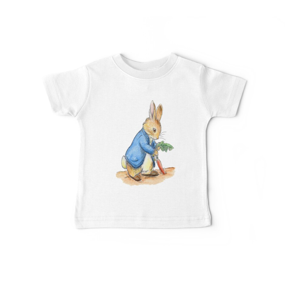 Nursery Characters, Peter Rabbit, Beatrix Potter. by TOM HILL - Designer