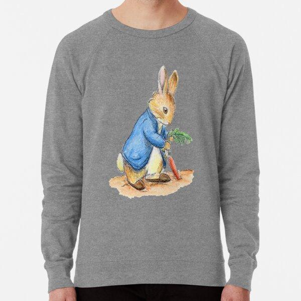 Nursery Characters, Peter Rabbit, Beatrix Potter. Lightweight Sweatshirt