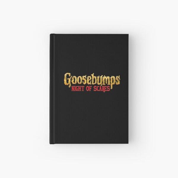 logo goosebumps Hardcover Journal