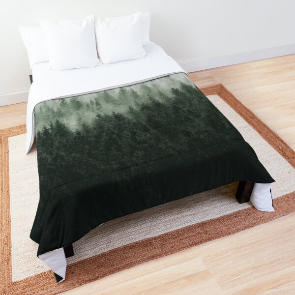 High And Low Comforter