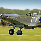 Spitfire Scramble Headcorn 1 by Colin  Williams Photography