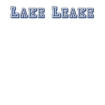 lake leake by CreativeTs