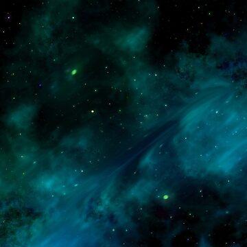 Galaxy by fourretout