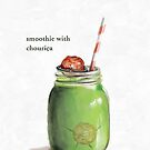 La Cuisine Fusion series - Smoothie with Chouriça by Pickle-Films
