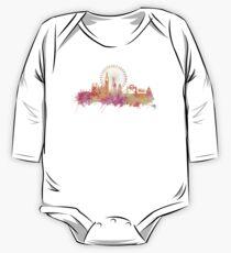 London skyline underground One Piece - Long Sleeve