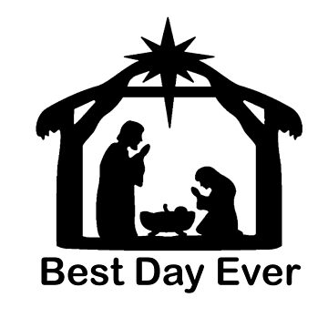 BIRTH OF CHRIST: BEST DAY EVER by CalliopeSt