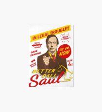 Better Call Saul Art Board