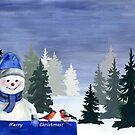 Magical holiday by Irina Reznikova