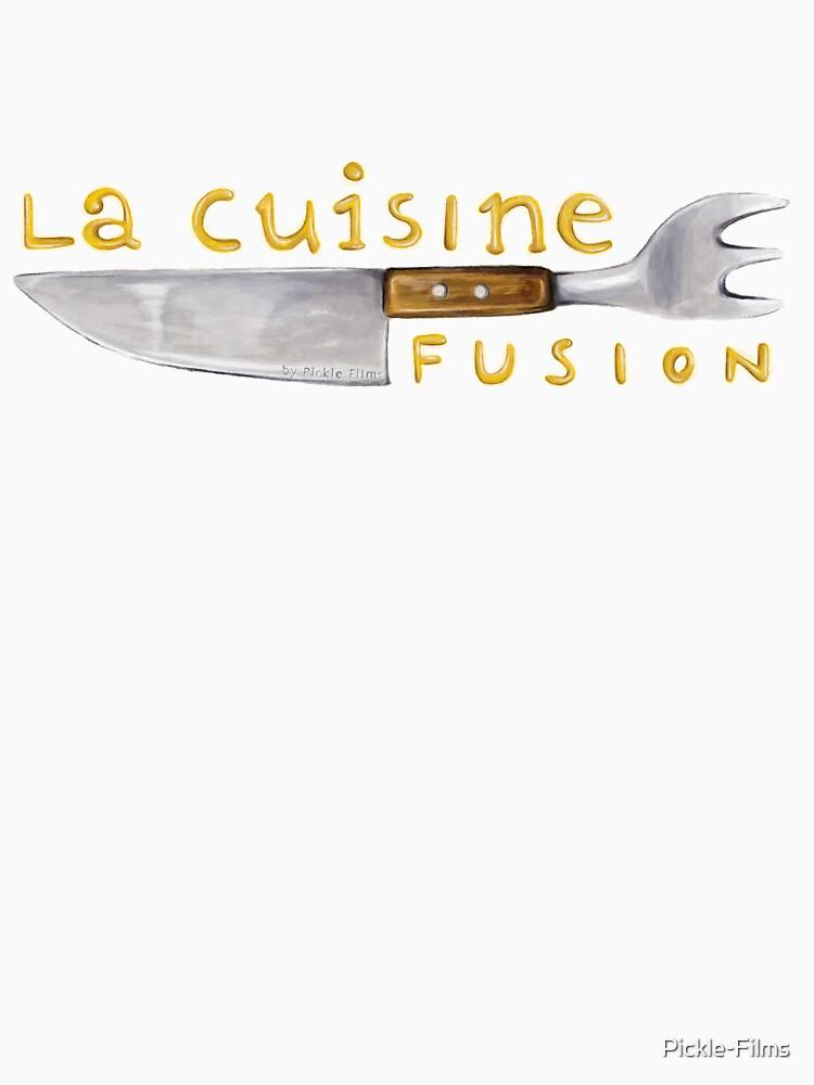 La Cuisine Fusion by Pickle-Films