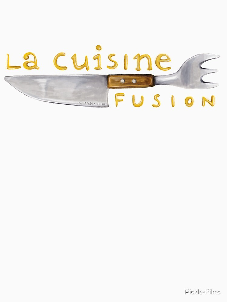 La Cuisine Fusion by Pickle-Films