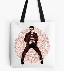 The King Of Rock & Roll Tote Bag