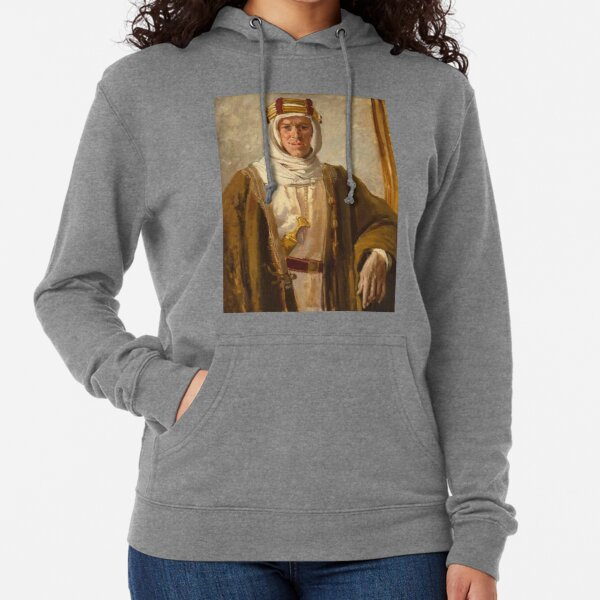 Lawrence of Arabia. Colonel T. E. Lawrence. Augustus John. 1919. Lightweight Hoodie