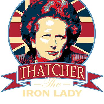 The Iron Lady by idaspark