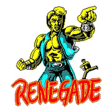 Gaming [ZX Spectrum] - Renegade by ccorkin