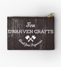 Fine Dwarven Crafts, Direct from Orzammar Studio Pouch