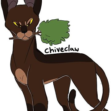 Chiveclaw by Draikinator